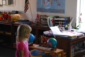 Montessori Nurtures Curiosity, Creativity & Imagination