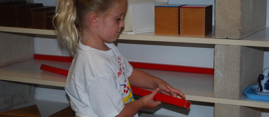 Montessori Education & Your Child
