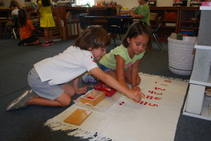"How can a ""real"" Montessori classroom be identified?"