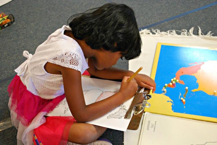 Montessori VPK Kindergarten Program