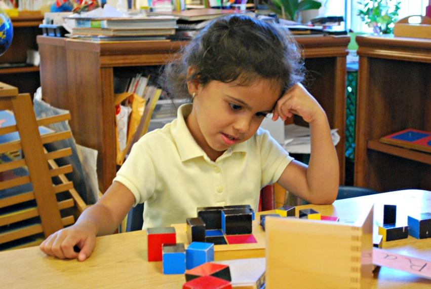 Encouraging Independence for Preschoolers