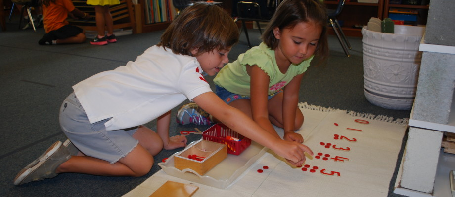 """How can a """"real"""" Montessori classroom be identified?"""